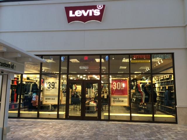 Lojas Levi's em Miami