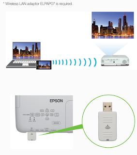 MÁY CHIẾU EPSON EB-X03 chính hãng
