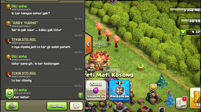 Clasher chat