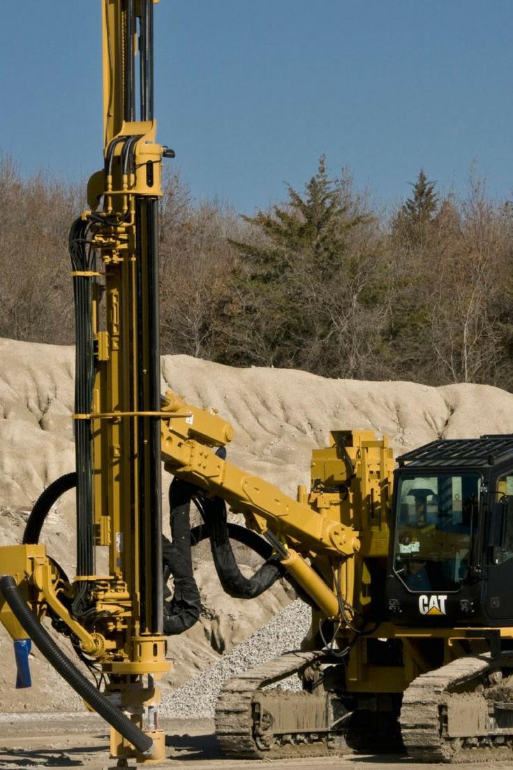 Maquinaria de construcción Diesel