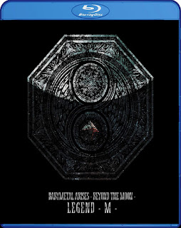 Babymetal Arises – Beyond the Moon Legend M [BD25]
