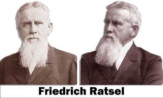 Foto Friedrich Ratsel ilmuwan bangsa Barat