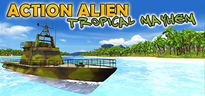 Action Alien Tropical Mayhem Download