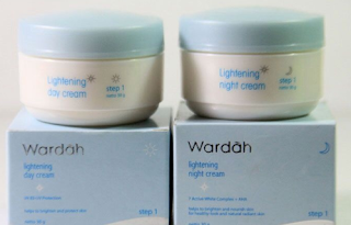 Salep dan Cream Pemutih Wajah Yang Aman Dan Berbahaya Di Pasaran