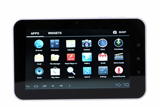 Aakash 2, Tablet Android Super Murah