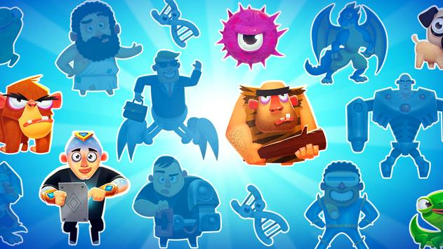 Human Evolution Clicker Game Mod Apk