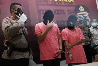 Artis ST dan MA Ditangkap saat Threesome dengan Pria Hidung Belang, Pasang Tarif Rp 30 Juta