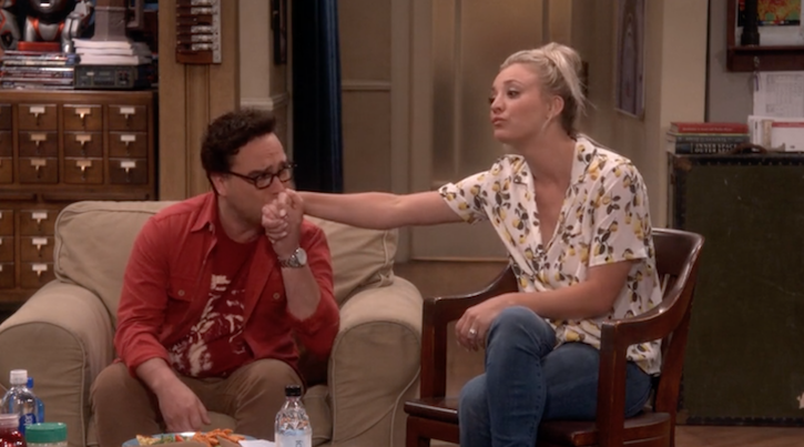 The Big Bang Theory The Proposal Proposal Review Its A New