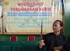 Workshop Penjamasan Keris Bagi Generasi Muda