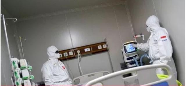 Heboh Perawat Nangis Usai Periksa Pasien Corona Tak Jujur, Begini Ceritanya