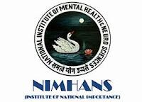 NIMHANS 2021 Jobs Recruitment Notification of Field Coordinator Posts