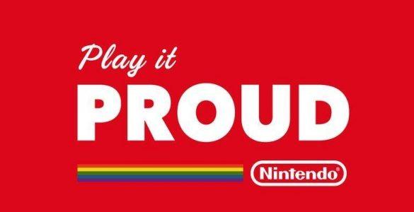 Nintendo politiza sua marca ao participar da parada gay