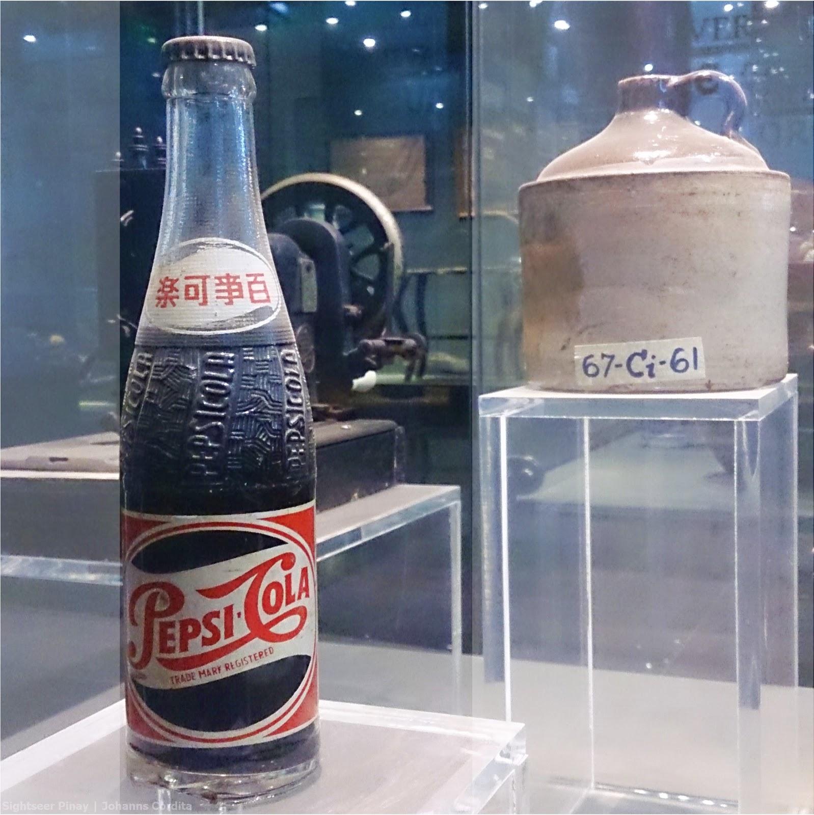 Museum Tour   Pepsi Cola