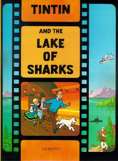 Tintin Comics Collection Free PDF, Tintin And The Lake Of Sharks PDF
