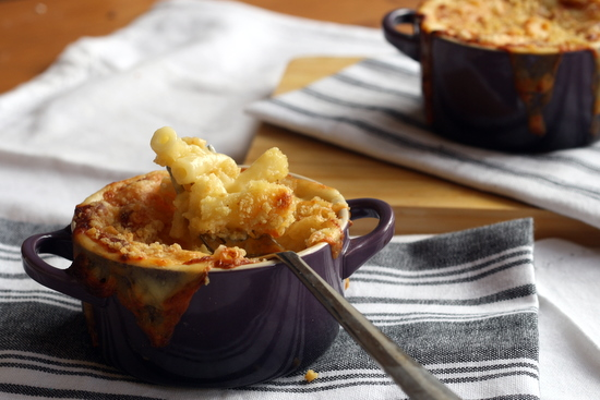 spicy macaroni cheese