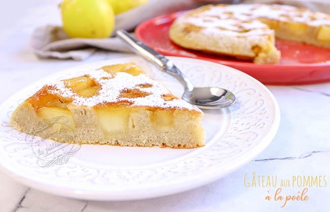 gâteau sans four