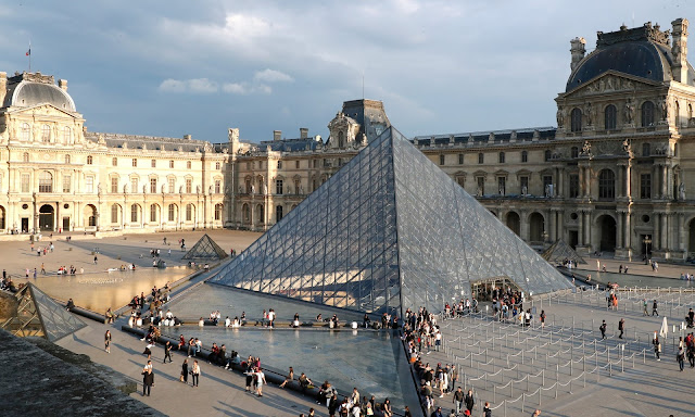 Former Louvre curator among five arrested in Paris over alleged Mideast antiquities trafficking
