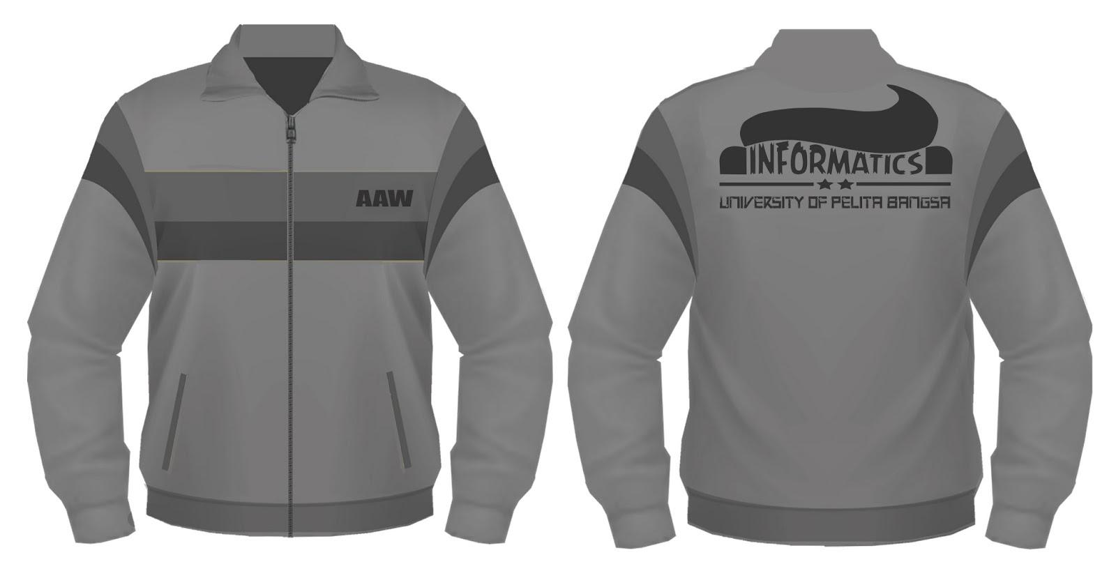 99+ Desain Jaket Untuk Jurusan Terbaik