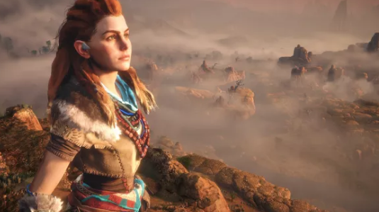 Horizon Zero Dawn 2 PS5 reveal development ported to PS5