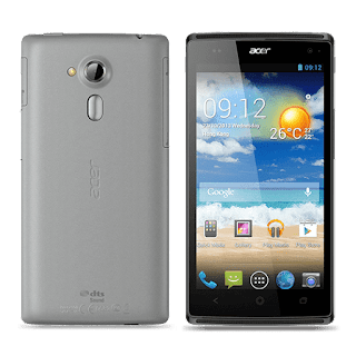 Firmware Acer Liquid Z5 OTA Tested Free Download