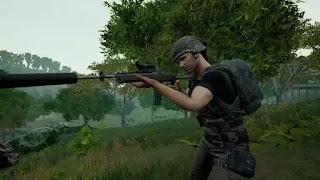 Mini 14 | PUBG Sniper | DMR | MGSTATS