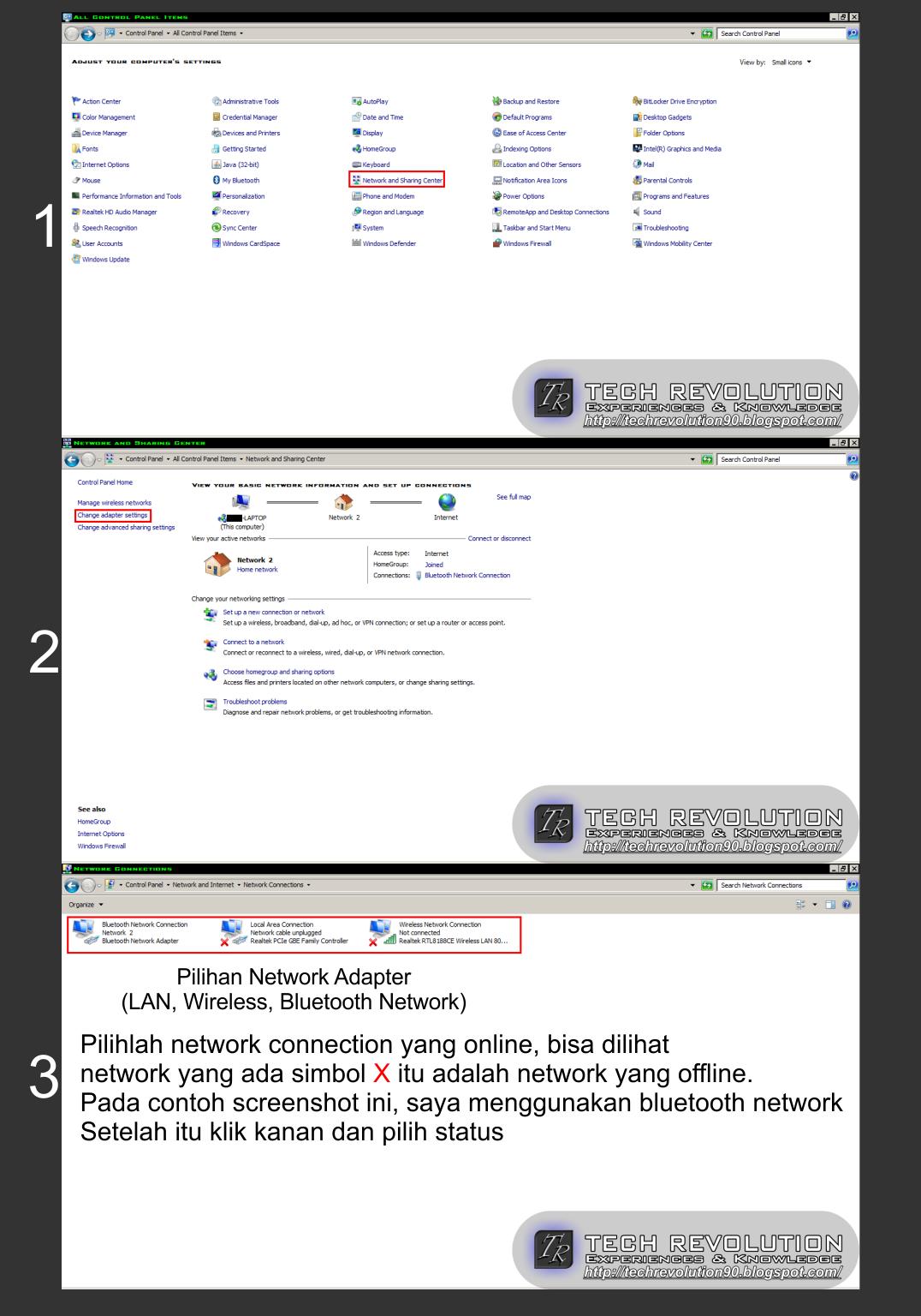 Cara Membuka Website yang Terblokir ~ Tempat Kursus