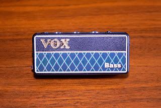 Vox amPlug2 はデザイン性にも優れている