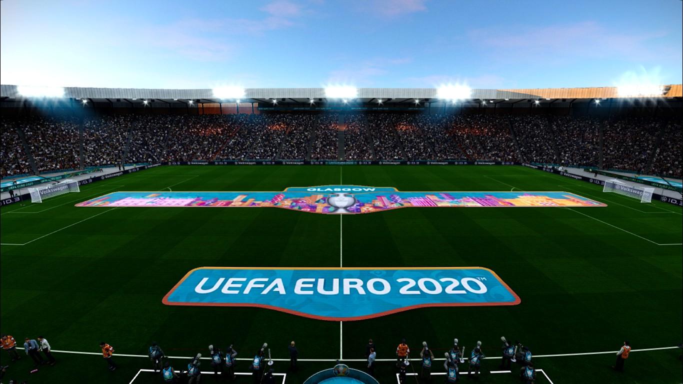 PES 2021 Hampden Park - EURO 2020
