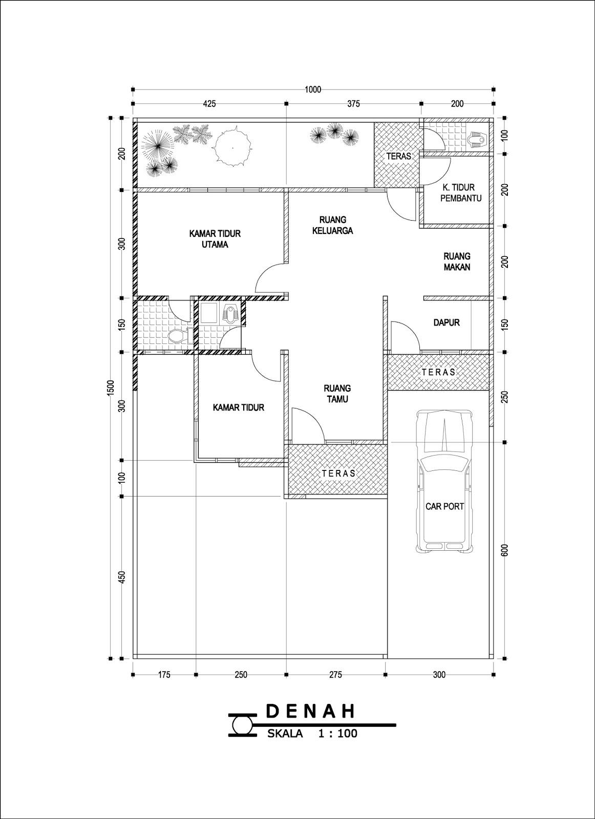 Desain Kamar Tidur 3x4 - Rumah Zee