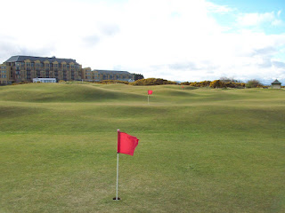 The Himalayas Putting course at St Andrews