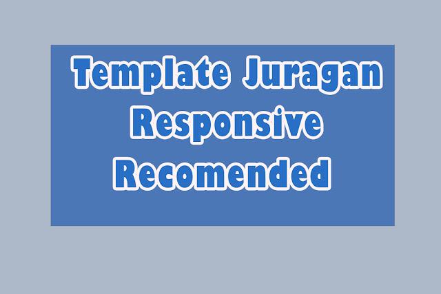 Cari Template Blog Juragan Responsive, Arlina