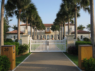Bahama Mansion built with Antique Cypress