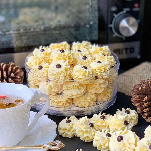 Kue Kering Semprit Renyah