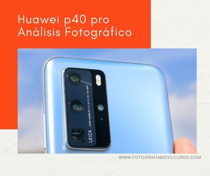 Huawei p40 pro - Análisis Fotográfico