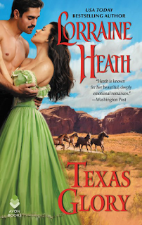 Book Review: Texas Glory (Texas Trilogy #2) by Lorraine Heath