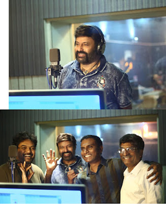Tollywood-Top-Hero-Balakrishna-Sings-For-His-101st-Movie-Andhra-Talkies