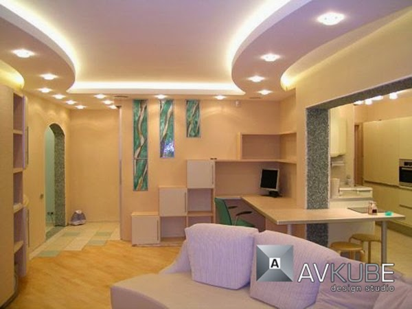 25 original false ceiling designs 2017 integrated for Images decor gypsum