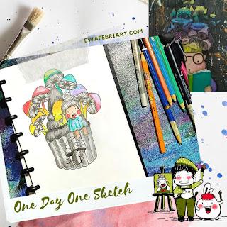 1 Day 1 Sketch