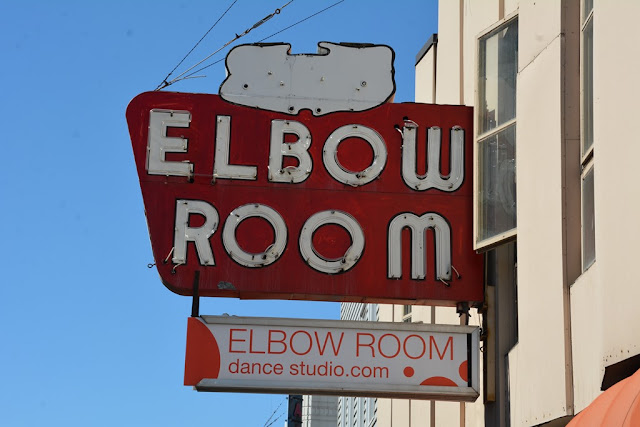 Fairbanks Elbow Room dance