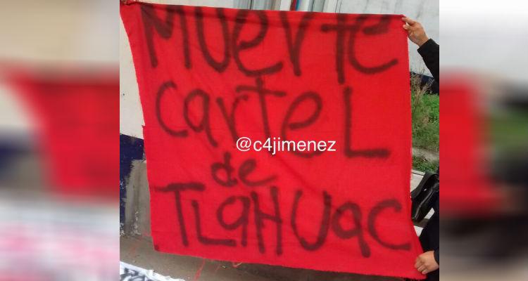 Van por la cabeza de integrantes del Cártel de Tláhuac