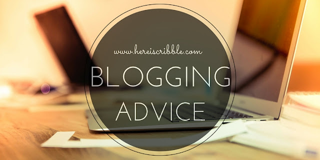 Blogging Advice for New Bloggers — October Blogging Challenge Day 27
