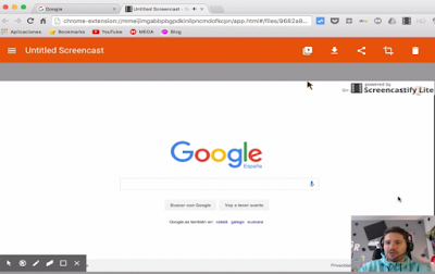 Screencastify Extension Google Chrome