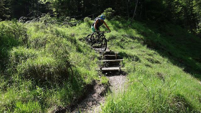Biketouren Walchsee