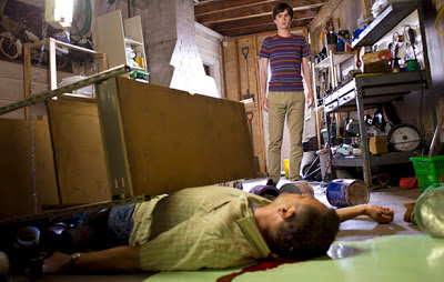 Bates Motel Norman ve a su padre muerto