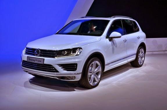 новому Volkswagen-Touareg