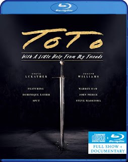 Toto: With A Little Help From my Friends [BD25]