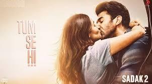 Tum Se Hi Lyrics :- Sadak 2 | Ankit Tiwari | Alia Bhatt