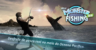 Monster Fishing 2019 Apk Mod Dinheiro Infinito