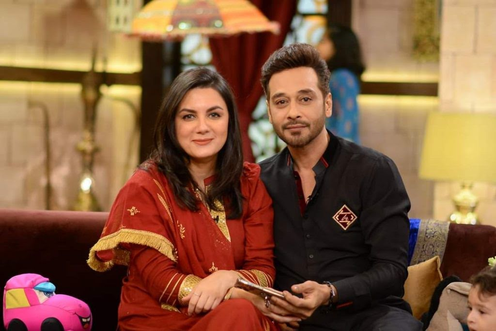 Sana Faisal shares details of her marriage with Faisal Qureshi