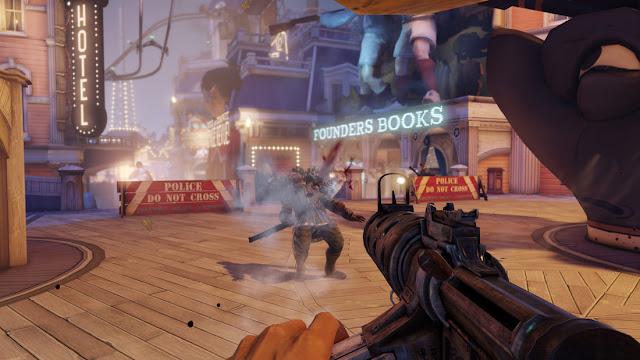 Imagem do BioShock Infinite: The Complete Edition